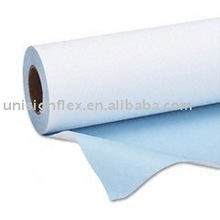 solvent printing blue back paper