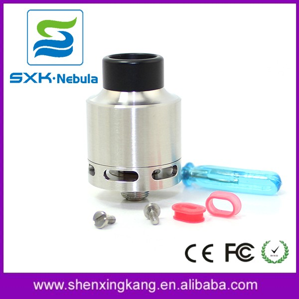 SXK 1:1 Clone In'Sane 22 RTA atomizer ,High Quality In'Sane 22 by ATHEA