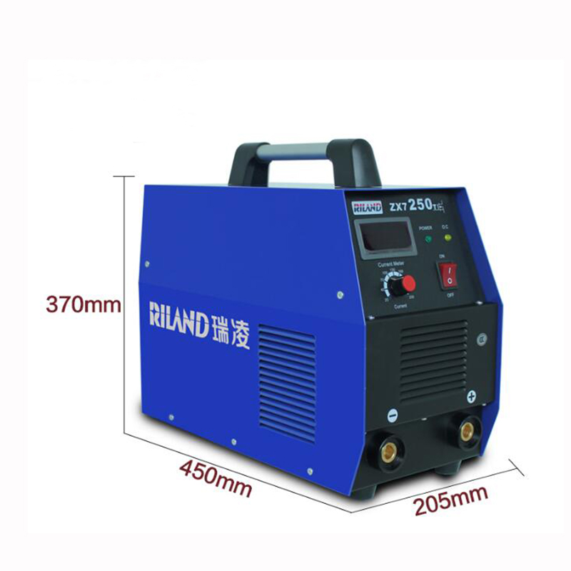 Single phases welding machine specifications