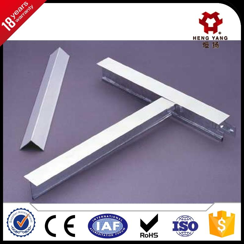 ceiling T Grid or suspended ceiling T-bar