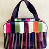 Korean style portable toiletry bag promotion business travel receive bag