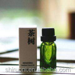 Customized tea tree essential oil for acne treatment