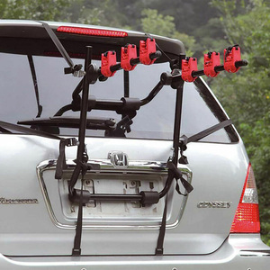Strong 3 Universal Bike Rear Mount Car Rack Bicycle Cycle Carrier
