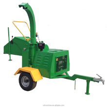 factory supply diesel wood chipper sale