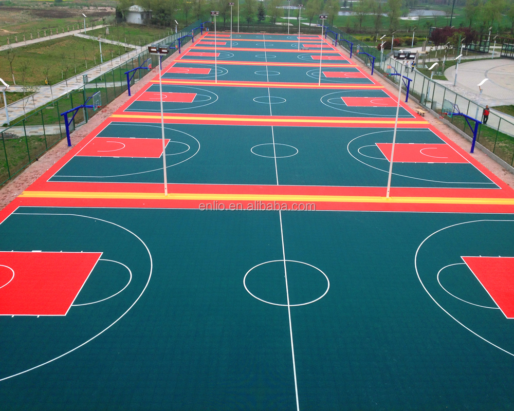 Pp Interlocking Floor Futsal Floor Interlock Floor Buy