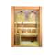 With Blue-tooth Control Panel 3 Person Traditional Sauna Steam Room