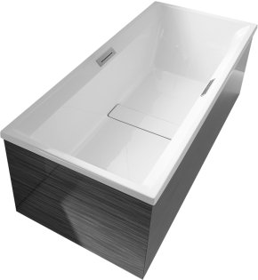 Duravit Bathtub Second Floor + Wood Case - Buy Bathtub Duravit ...