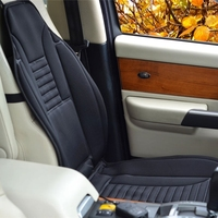 12 volt electric car heated seat cushion for short driver