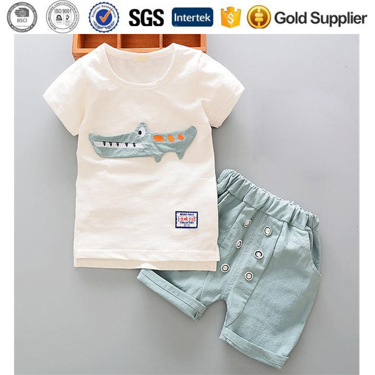 Baby Clothing Thailand Casual Cotton Boys Suit Summer Clothes Buy