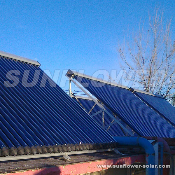 Swimming pool Vacuum tube Solar Thermal Hot Water Factory