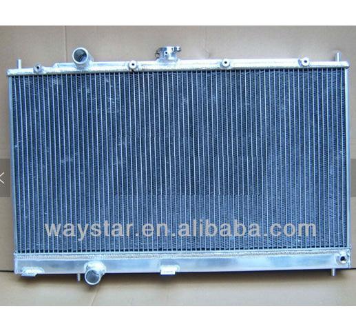 Aluminum Radiator For 1999 2000 2001 2002 Mitsubishi Galant 2.4 L4 2300 MR312229