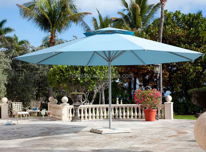 Patio Sun Garden Umbrella Cover, Replacement Parasol Covers, Outdoor  Umbrella