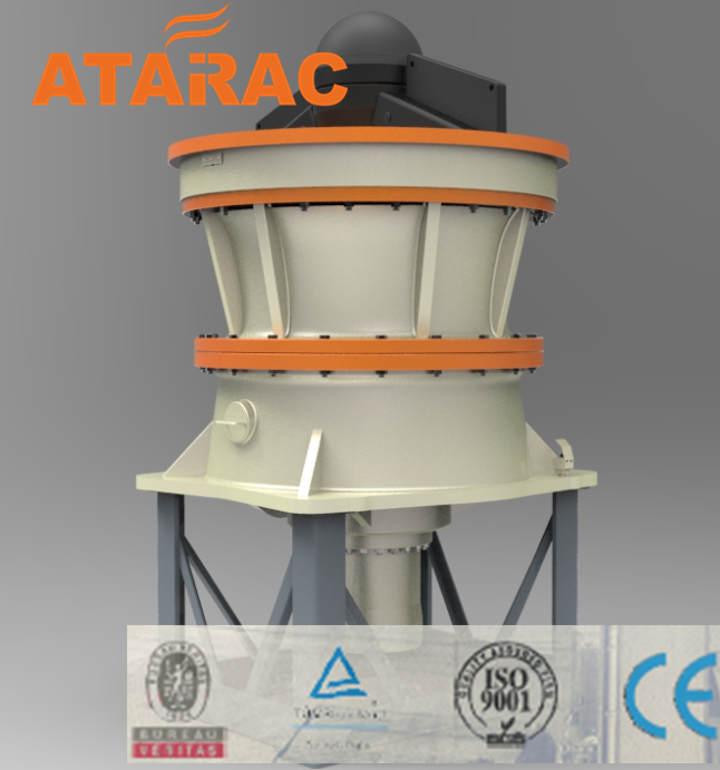 Small stone Hydraulic Cone Crusher press machine with ATAIRAC GPY200S