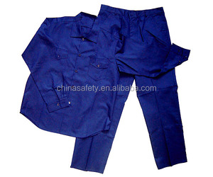 SLA-B3 mechanic safety working suit clothes uniform coveralls dubai workwear