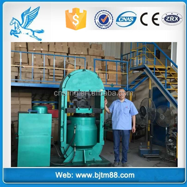 150 tons 4 column hydraulic press, 2500ton wire rope machine