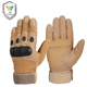 Custom motorcycle outdoor horse riding hunting gloves motorbike