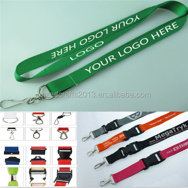2016 Widely Used Creative Custom Neck Lanyard/ Event Promotion ...