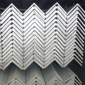 20*20 to 200*200 sizes chart ms galvanized steel angle iron price list