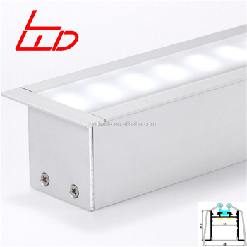 Heat sink recessed mounted light fixture for linear aluminum led heat sink recessed mounted light fixture for linear aluminum led lighting mozeypictures Images