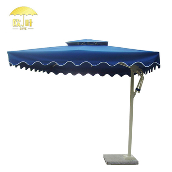 Factory Direct Supplier Wall Mount Cantilever Bbq Grill Umbrella