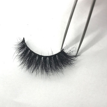 3D Natural False Eyelashes Wispy Lightweight Reusable Authentic Strip Lashes Lasting Shape Fluffy Charming 3D mink Eyelashes