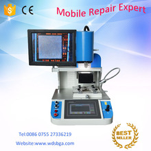 WDS-700 Automatic bga soldering rework machine for iphone ipad samsung xiaomi huawei motherboard ic chip repairing station