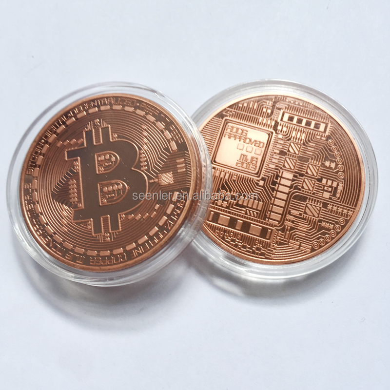 Zinc Iron Brass Stamped 1 Troy Oz 999 Fine Copper Bitcoin Cryptoc Coins  Promotional Coins - Buy Promotional Coins,Promotional Coins,Promotional  Coins