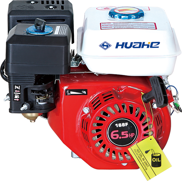 China Cheapest And Portable 6 5 Hp Gasoline Engine For