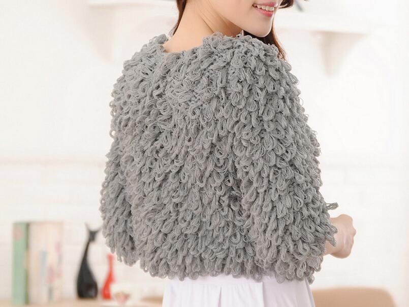 Latets Dames Unieke Ontwerp Handgemaakte Haak Bolero Vest Buy Hand