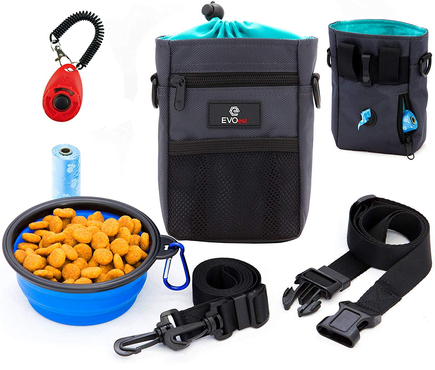 b0fe97d0bf Get Quotations · EVOest Dog Treat Pouch