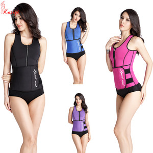 Customized Slimming Training Neoprene Vest Shaper Tight Corset