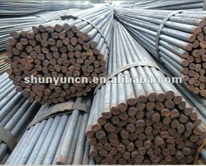 Carbon steel hot rolled MS Rod Bar with very good price