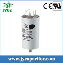 4UF 450V Taizhou CBB60 2+2pins water pump Sh film capacitor with screw