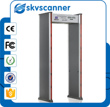 Best Quality !Walk Through Body Scanner security checking door
