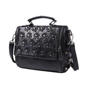 376752785322 2017 Hot selling durable summer small rivet womens leather shoulder bag
