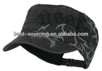 Cheap Manufacturer 100% Acylic Sports solar cap