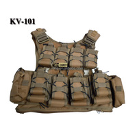 Airsoft Vest Airsoft adjustable tactical military vest Tactical molle vest