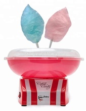 The Candery Cotton Candy Machine - Bright, Colorful Style- Makes Hard Candy, Sugar Free Candy, Sugar Floss, Homemade Sweets for