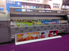 3.2 M Reclame Billboard <span class=keywords><strong>Printer</strong></span>/Billboard Pvc Flex Banner Plotter