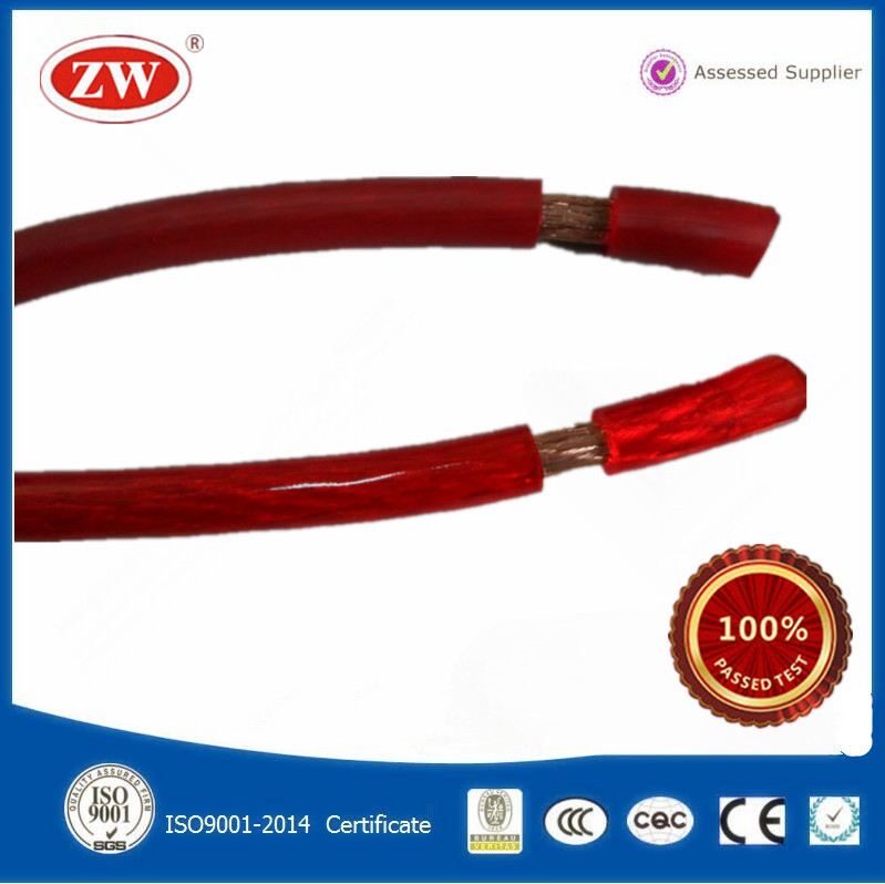 4 Gauge Red Power Wire Cable 4awg Car Audio Ground Cable - Buy Car ...