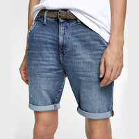 2019 Most Popular High Quality Mens Denim Short Summer Mens Jean Shorts