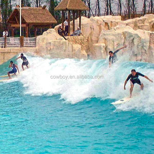 Popular artificial wave pool Surf Wave Machine for sales swimming wave pool