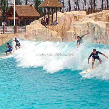 Popular Artificial Wave Pool Surf Wave Machine For Sales