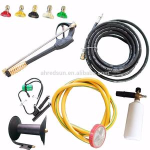 E-start car wash cleaning equipment car engine washing chemical commercial jet power high pressure washer