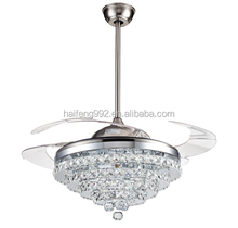 Hidden Blade Led Ceiling Fan Light Suppliers And Manufacturers At Alibaba