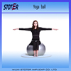 Colourful Eco Friendly Anti-burst PVC Bouncing Rubber Ball