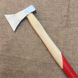 high carbon steel axe with Fiberglass handle