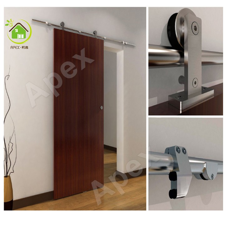 Interior Glass Sliding Barn Doors Buy Barn Door Interior Glass Sliding Barn Doors Interior Wooden Glass Sliding Doors Product On Alibaba Com