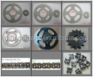 70CC,90CC,100CC,110CC,125CC,Motorcycle spare parts, transmission parts for Philippine