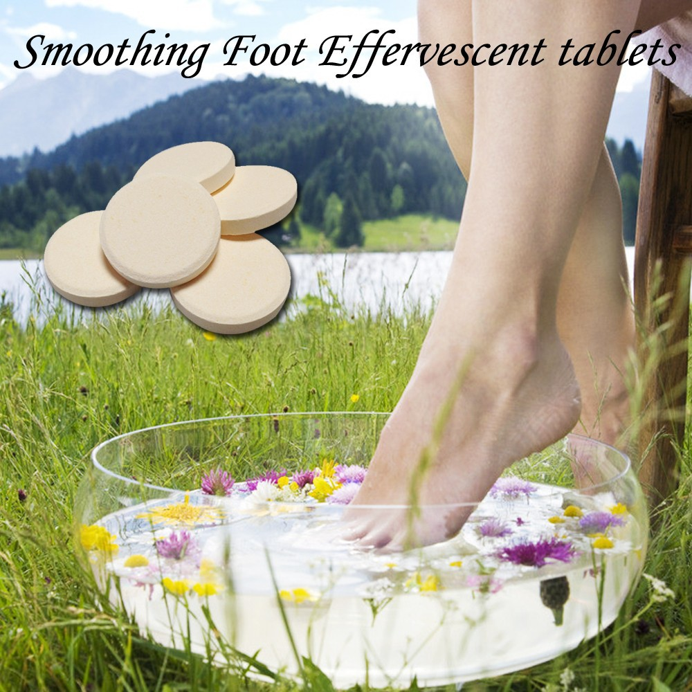 High quality Chinese herb medicine foot bath foot care effervescent tablet